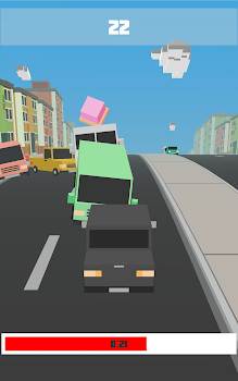 crashy road flip the rules by xgamedev arcade games category