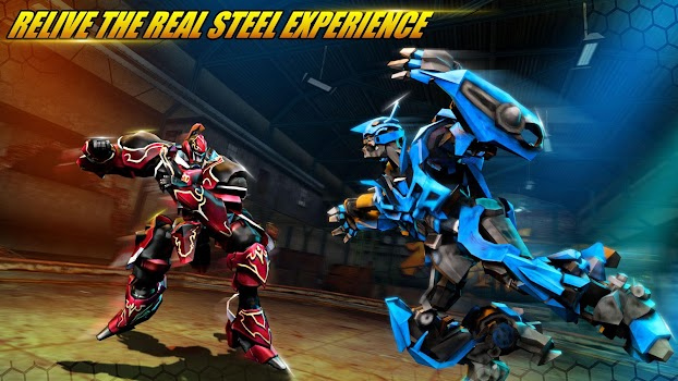 Robot Fighting Games: Real Transform Ring Fight 3D