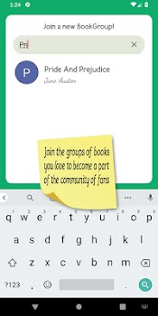 Booksie- Messaging with books