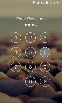 Lock Screen Passwords