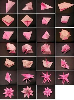Origami Flower Tutorial By Bensol Lifestyle Category 3 Reviews