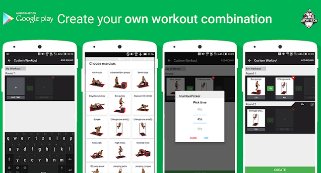 Home workout mma spartan pro by diamond app group llc 13 app in home workout mma spartan pro by diamond app group llc 13 app in body weight workout health fitness category 7 features 3 review highlights fandeluxe Gallery