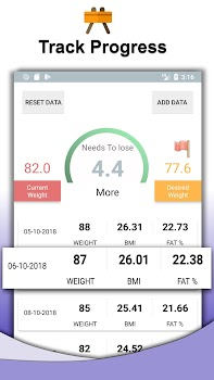 Weight Loss - 10 kg/10 days, Fitness App