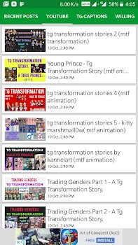 Tg transformation stories by tg captions and comics tg transformation stories by tg captions and comics entertainment category 117 reviews appgrooves best apps fandeluxe Image collections