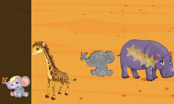 Animals for Toddlers and Kids - Animals Puzzles