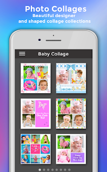 baby pic collage maker story photo editor