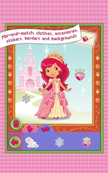 Strawberry Shortcake Dress Up