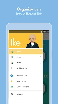Ike - To-Do List, Task List