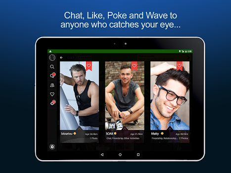 GayXchange: Gay Chat & Dating