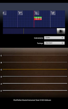 PitchPerfect Guitar Tuner Free