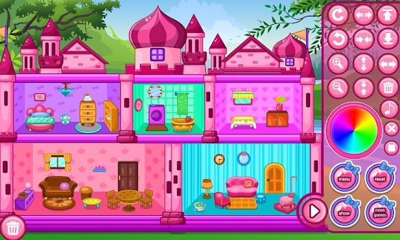 Doll House Decoration Game By Lpra Studio Casual Games Category