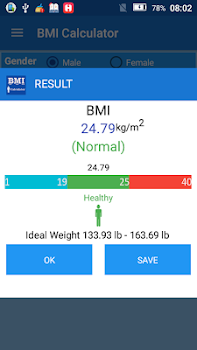 Body Mass Index BMI Calculator