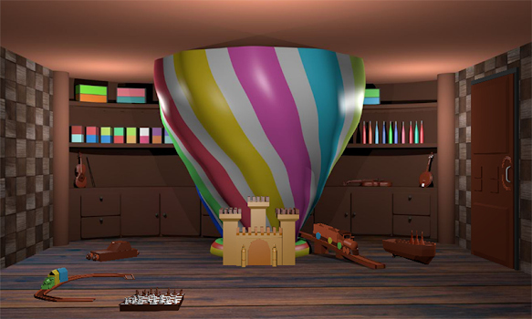3D Room Escape Puzzle Candy House by Quicksailor Puzzle Games
