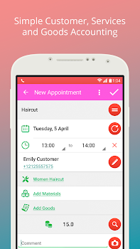 Customer Appointment Scheduler, GnomGuru CRM