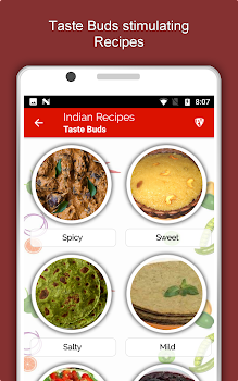 All Indian Food Recipes Free - Offline Cook Book