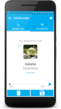 SoftRecorder - Call Recorder for your phone calls
