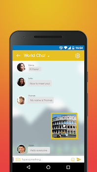 social chat apps