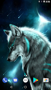 Wolf Lock Screen