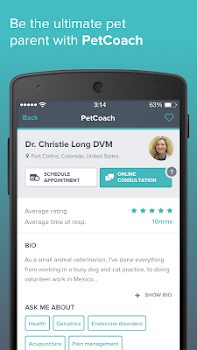 PetCoach - Ask a vet for free