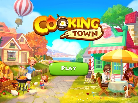 Cooking Town – Restaurant Chef Game