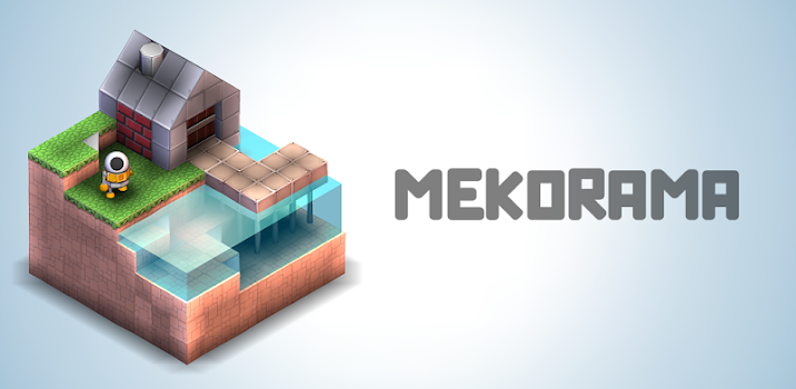 Mekorama by martin magni 4 app in 3d puzzle games puzzle help a tiny robot stumble home through 50 puzzling mechanical dioramas fandeluxe