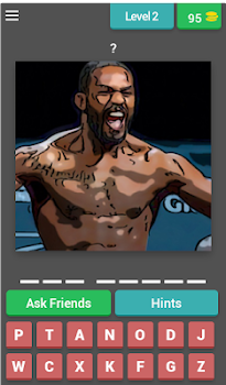 GUESS THE FIGHTER (UFC)