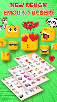 Chat Stickers Love Emoticons, Emojis, Smiley 2019