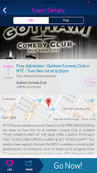 Gohilo - NYC Events Today Near - by Gohilo, Things to Do