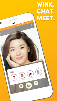 Who Winked Me - Wink Chat Meet Date Globally