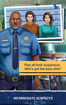 Detective Love – Story Games with Choices