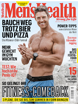 Men's Health Deutschland Magazin