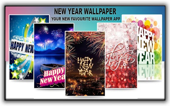 best happy new year 2018 live wallpaper apps