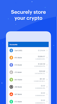 Coinbase – Buy & sell bitcoin. Crypto Wallet
