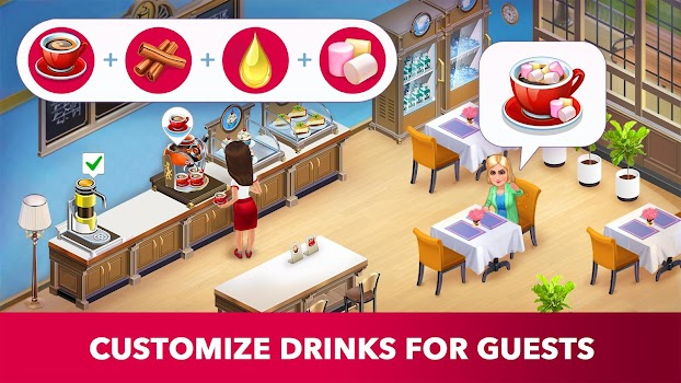 My Cafe: Recipes & Stories - Restaurant Game