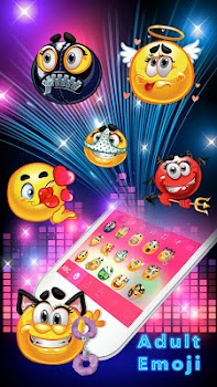 Adult Emoji Stickers for Chatting (Add Stickers)