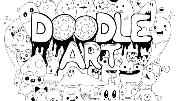 Easy Doodle Art Ideas By Sevendev Art Design Category 4