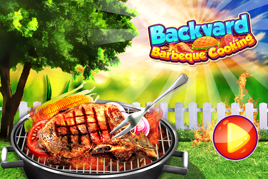 Backyard Barbecue Cooking - Family BBQ Ideas - by Junior Games ... on pizza logo, backyard patio logo, backyard burgers logo, backyard resort custom sign, banana split logo, backyard party logo, backyard sports logo, backyard basketball logo, backyard camping logo, picnic logo, backyard baseball logo, birthday logo, backyard chicken logo, backyard catering logo, backyard grill logo, bacon logo,
