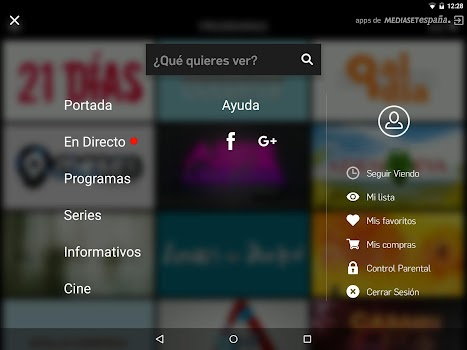 Mitele - Mediaset Spain VOD TV - by Mediaset España - Entertainment ...