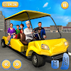 New York Smart Taxi Driving : Taxi Games 2019