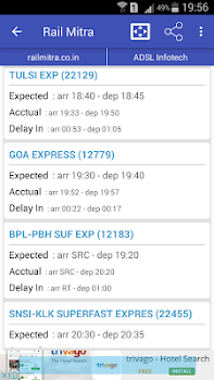 PNR Status & Train Enquiry