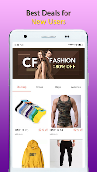 e3b040fddb5d1 Club Factory - Online Shopping App - by Club Factory - Category - 15 ...