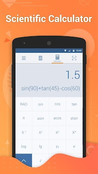 Calculator Pro – Get Math Answers by Camera