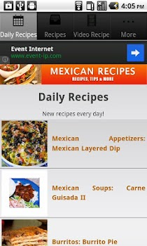 Mexican Recipes!
