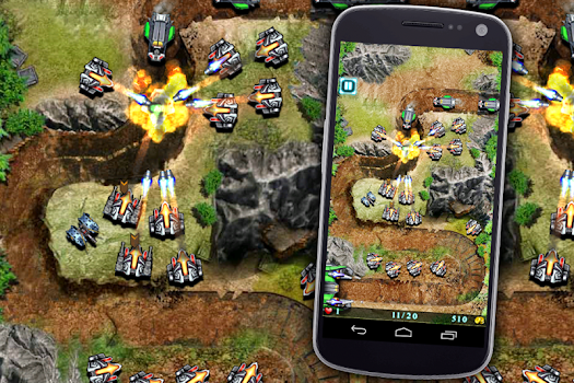 Galaxy Defense - Strategy Game