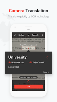 U-Dictionary: Translate & Learn English