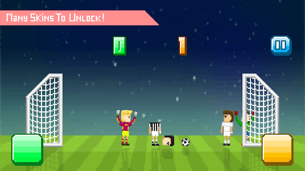 Funny Soccer - 2 Player Games