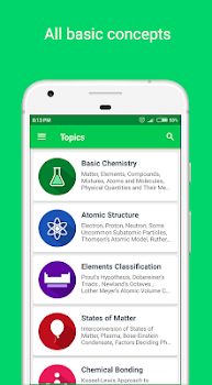 Chemistry Pro 2019 - Notes, Dictionary & Elements
