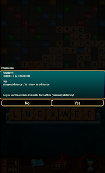 Words With AI Offline