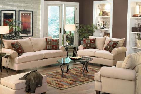 Living Room Decorating Ideas - by ZaleBox - House & Home Category ...