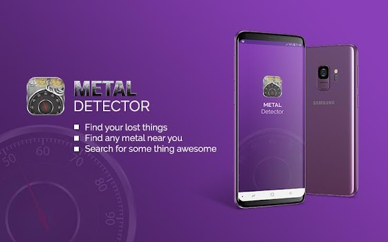 Gold Finder & Metal Detector for Android 2019